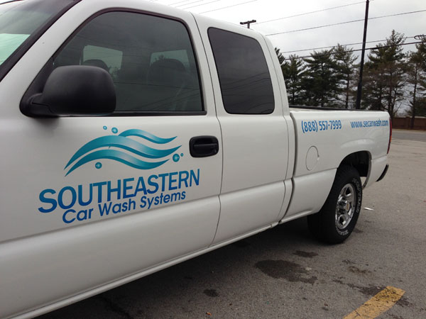 Vehicle Graphics Window Graphics Magnetic Signs Clarksville - Graphics for a car